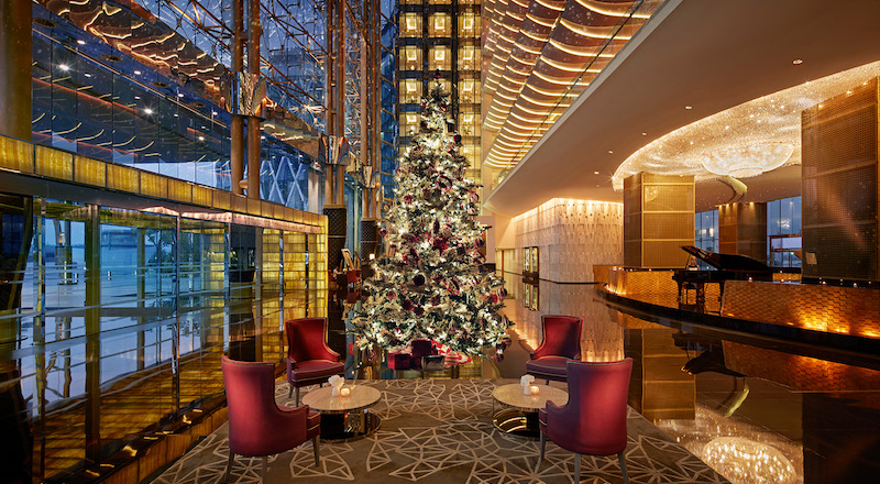 The Meydan Hotel New Years and Christmas