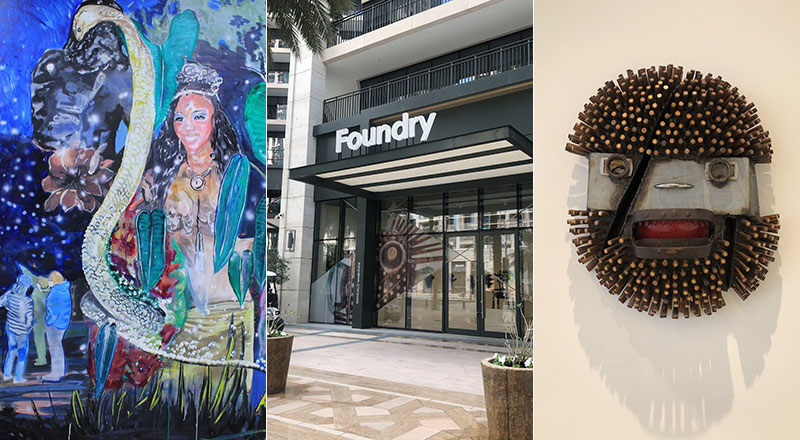 Foundry Downtown Dubai
