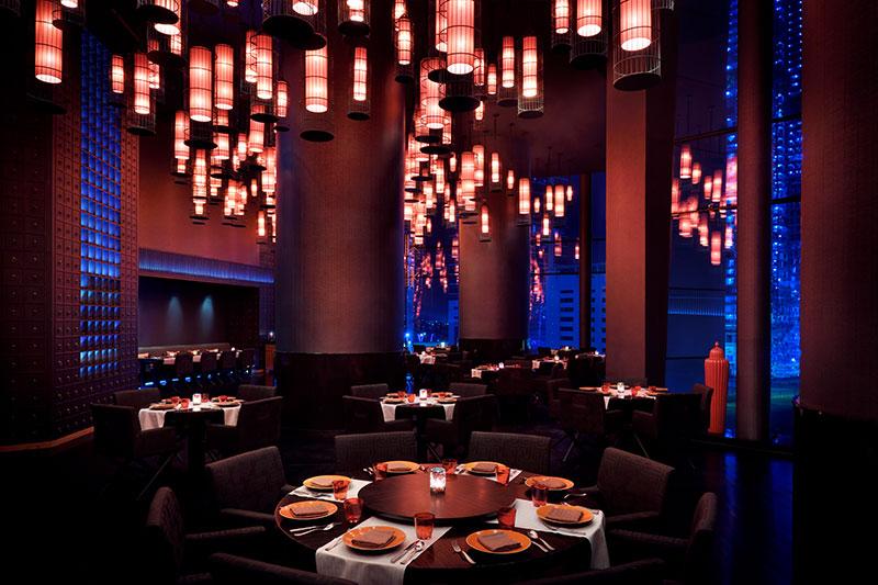 Tong Thai Dubai interior