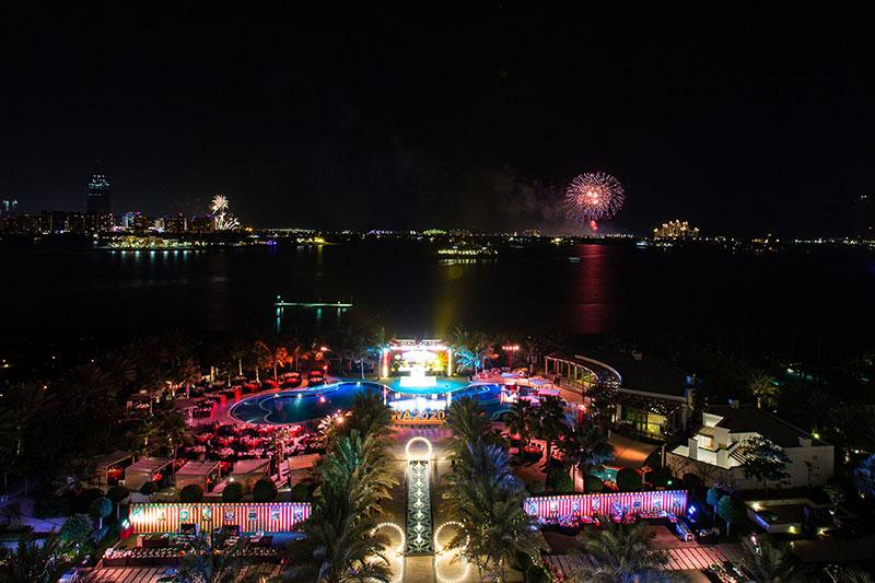 Waldorf Astoria Dubai Palm Jumeirah new years eve dubai