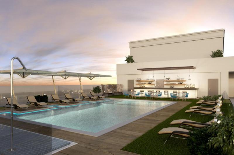 Wyndham Dubai Deira - Pool Bar