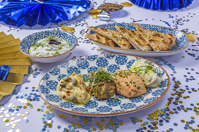 Aiza Greek Restaurant Dubai