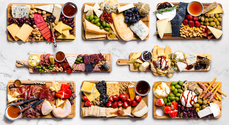 cheese charcuterie boards dubai