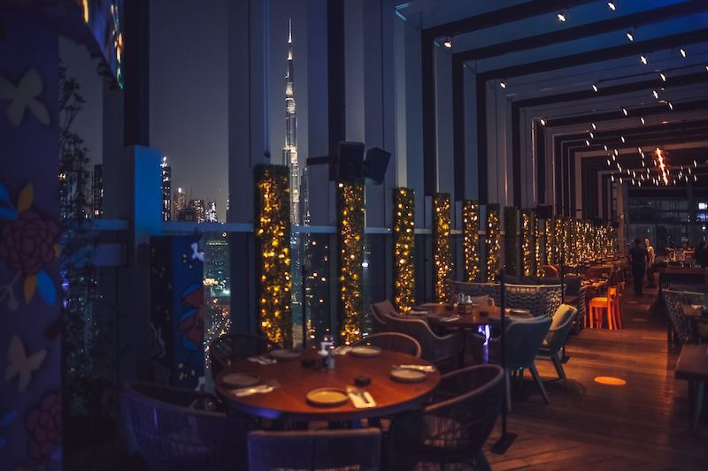 la mezcaleria new years eve burj khalifa views