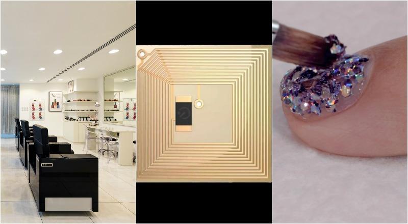 microchip manicure dubai