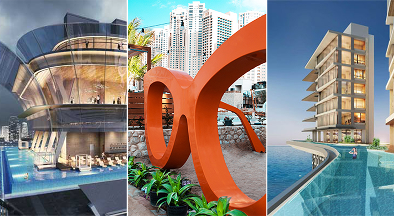 New beach clubs and infinity pools to open in Dubai