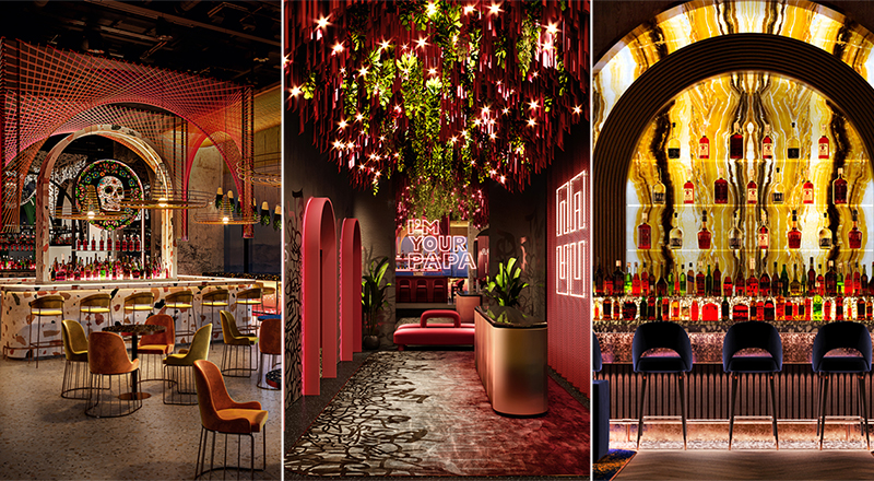 Papa Barvillage Al Habtoor City Dubai. New restaurants.