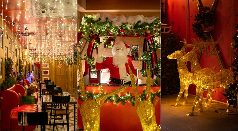 publique dubai festive decoration