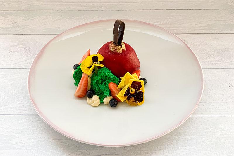 Tanias teahouse festive eggnog