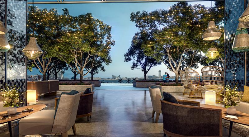 Li Brasil Address Beach Resort JBR