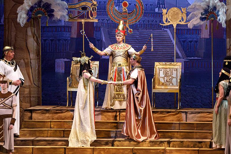 Aida Dubai Opera