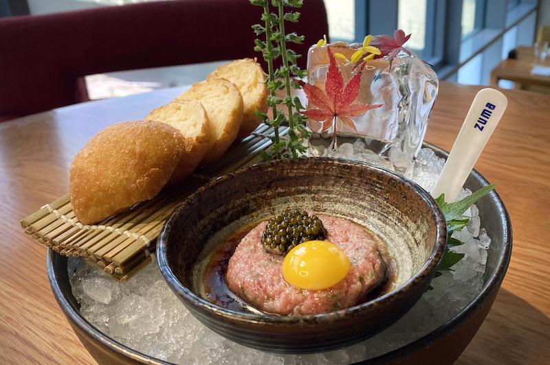 Zuma best japanese restaurants in dubai
