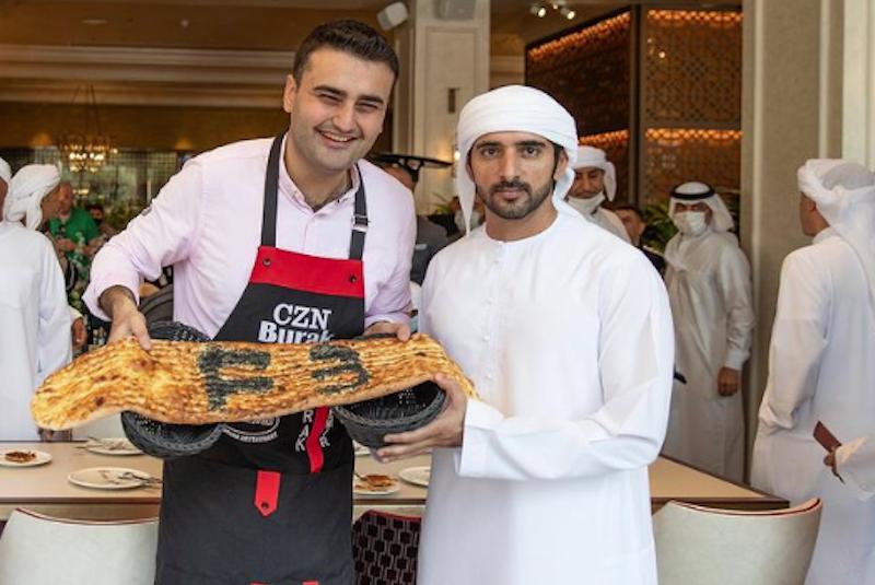 CZN Burak new restaurant in Dubai
