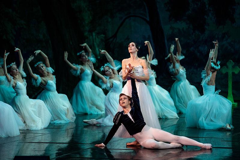 Giselle Dubai Opera
