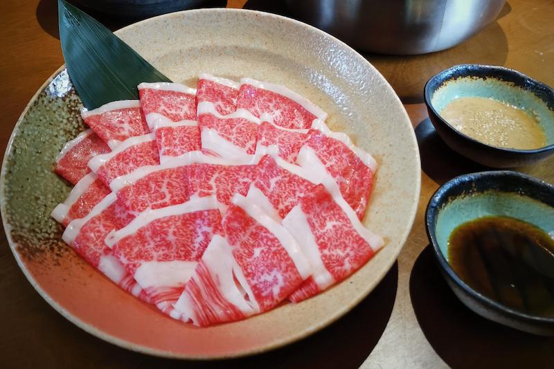 Kimura-ya japanese restaurant dubai shabu shabu 1