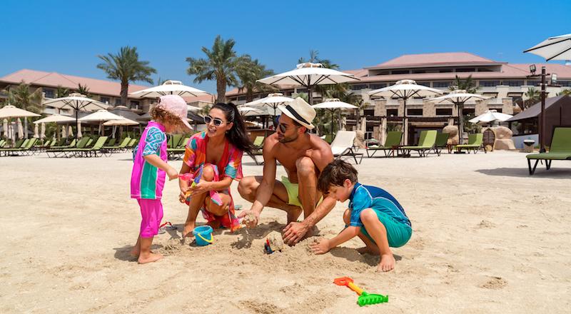 Sofitel Dubai The Palm_Family Beach (1)