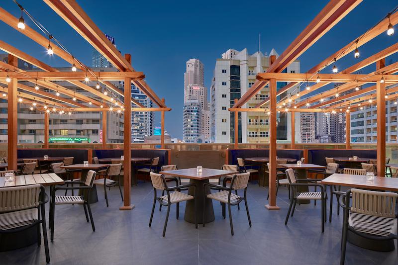 The Blacksmith Bar & Eatery Terrace