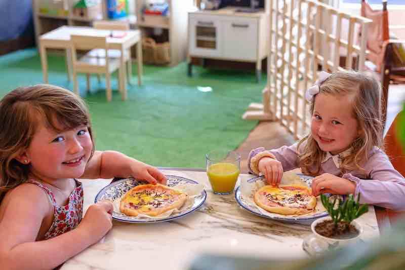 The Pangolin - kids menu & interiors-20