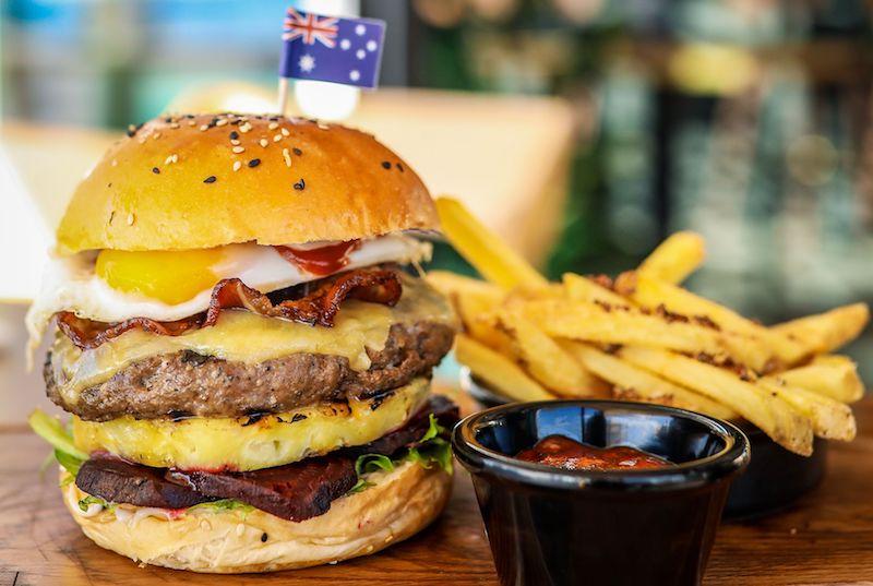 Jones the Grocer Australia Day in Dubai