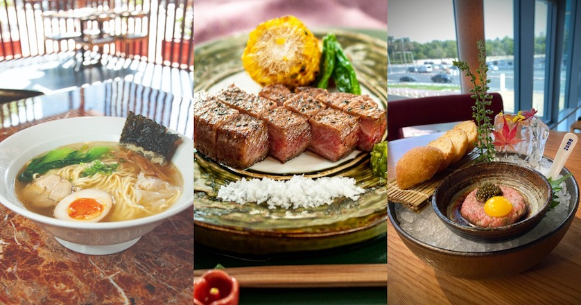 best Japanese restaurants Dubai