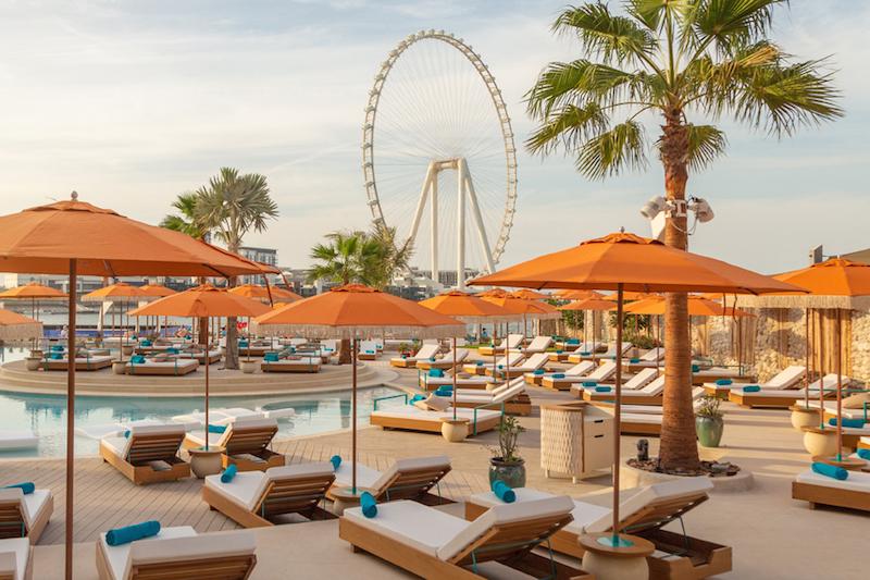 bla bla new bar in Dubai