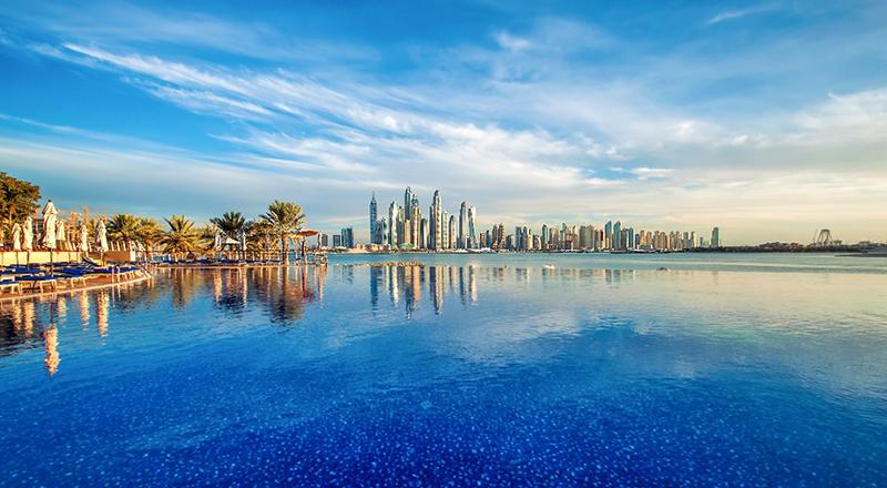 Palm Jumeirah hotel Dukes The Palm