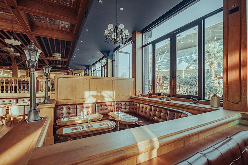 Foxglove Dubai Pub Soho Garden