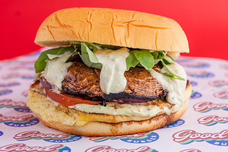 good burger veganuary