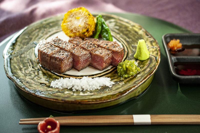 kohantei Japanese restaurant dubai