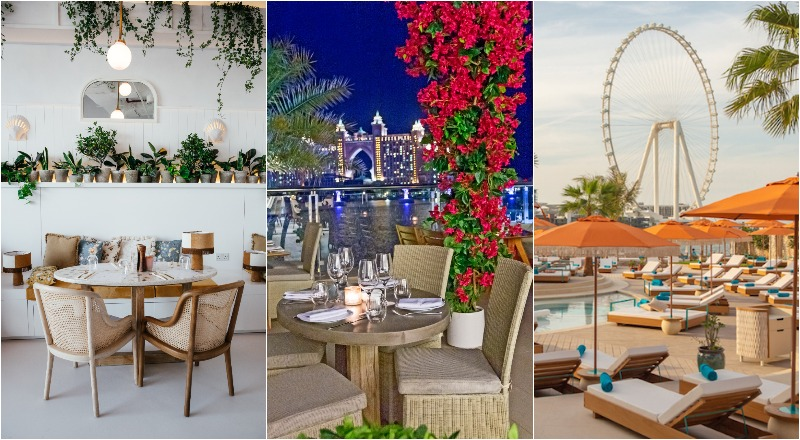 new Dubai restaurants bars
