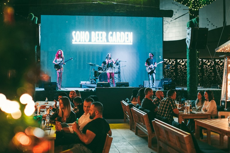 soho beer garden new brunch dubai