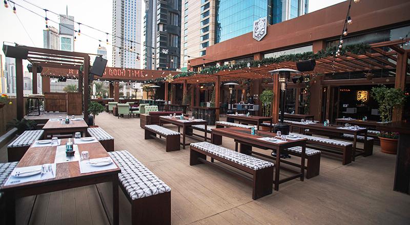 Tipsy Lion British Pub Dubai