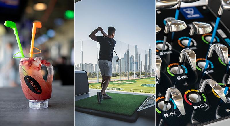 Topgolf Dubai Emirates Golf Club