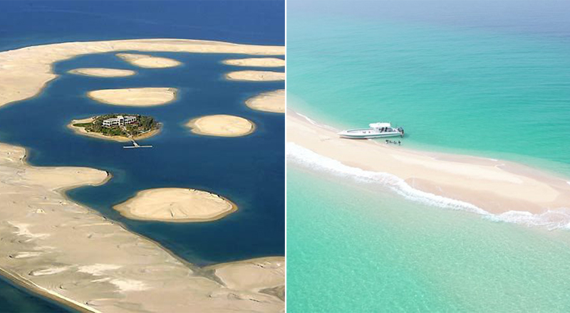 uae unknown islands didnt know existed