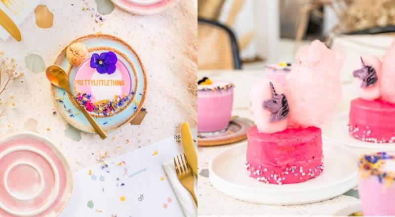 Brunch & Cake PrettyLittleThing Valentine's