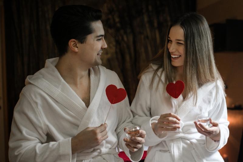 Conrad Dubai Valentine