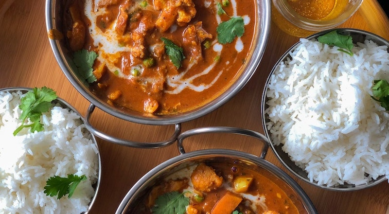 Curry night deals in Dubai