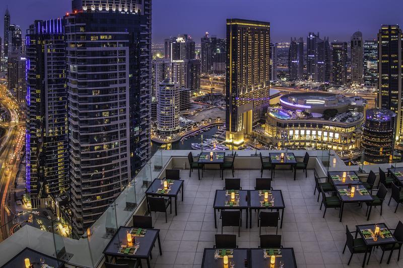 Fogueira churrasco Dubai