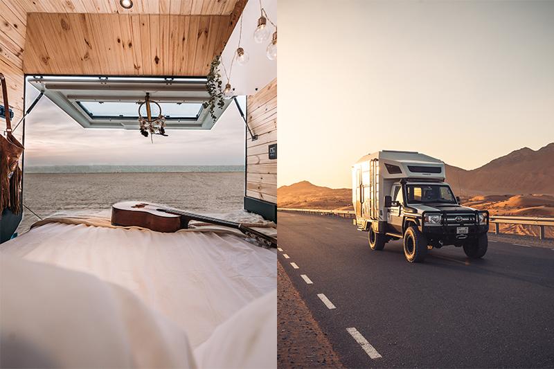 Freedom Overland campervan 4