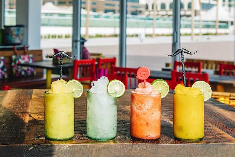 Senor Pico Frozen Margaritas