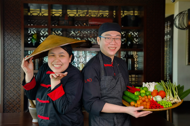Lao chefs