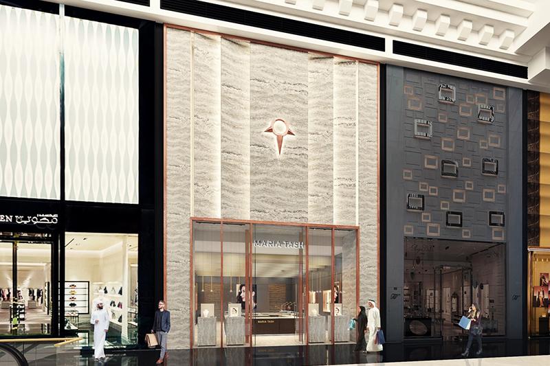 maria tash mall of emirates