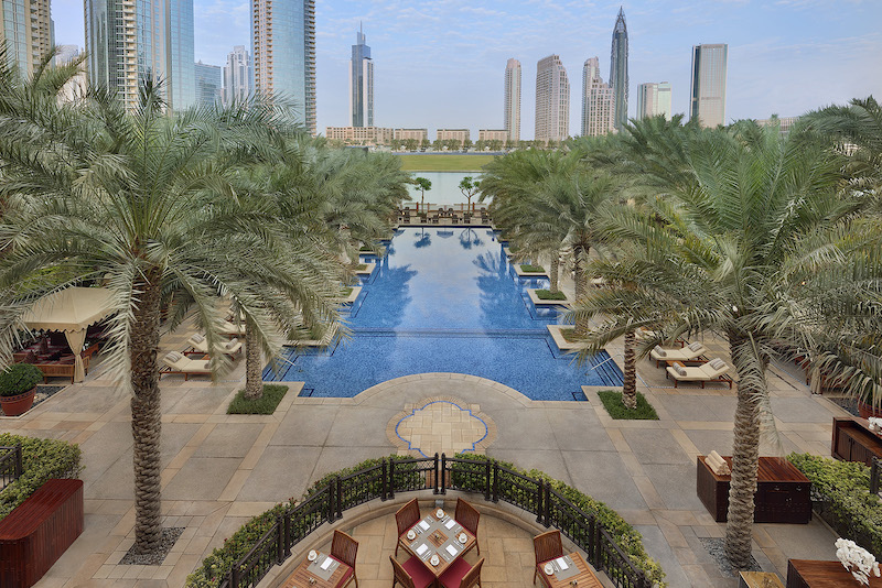 Palace Downtown - Outdoor Swimming Pool 2