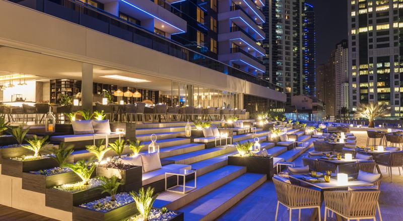 Siddharta Lounge Dubai Marina Ladies' Night