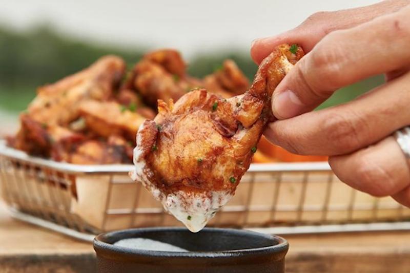 Spike Bar chicken wing deals dubai