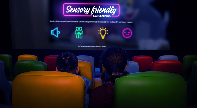 VOX Cinemas Sensory Friendly Screenings