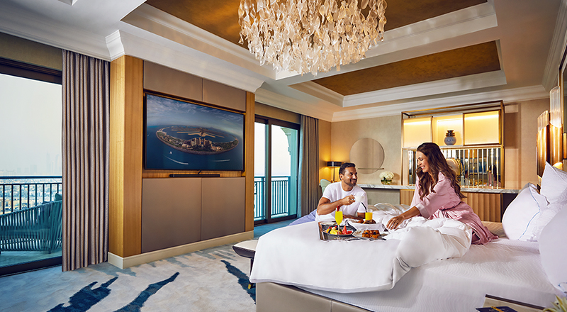 atlantis the palm suite dubai