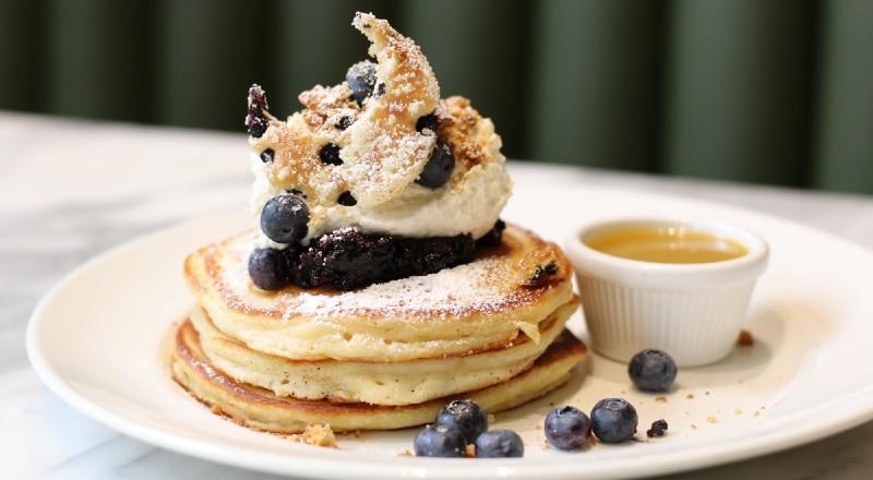clinton bakery pancakes