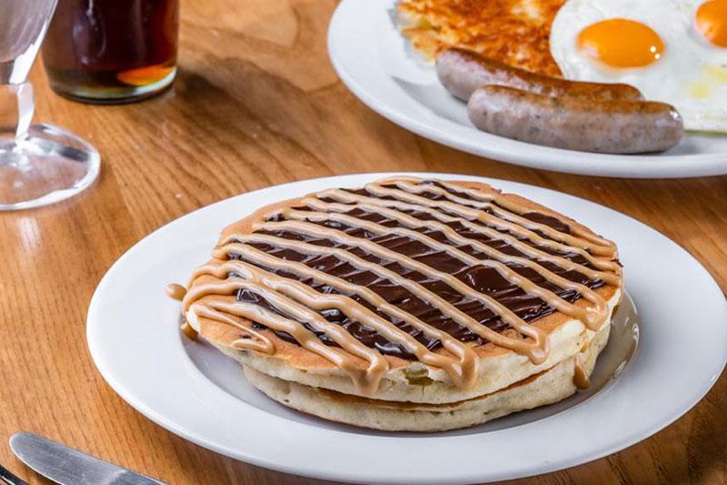 dennys pancakes