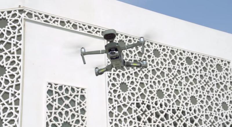 drones sharjah police
